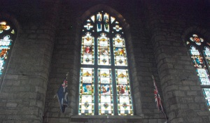 Bothwell Parish Church Window