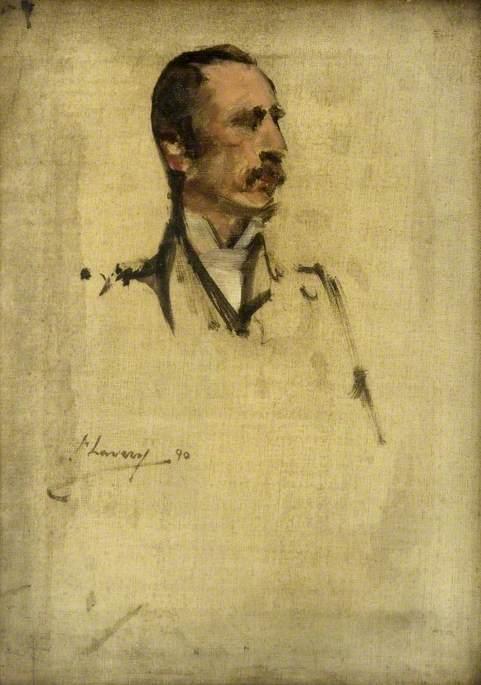 Lavery, John, 1856-1941; Sir Archibald Cameron Corbett (1856-1933), 1st Baron Rowallan, MP