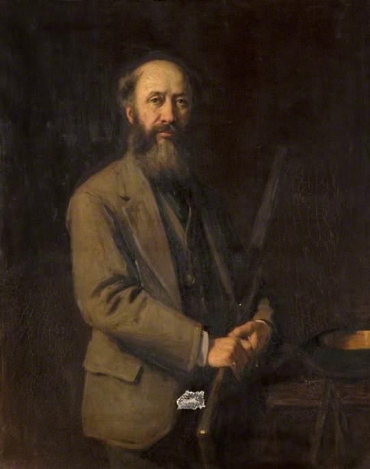 unknown artist; James Campbell of Tullichewan (1823-1901)