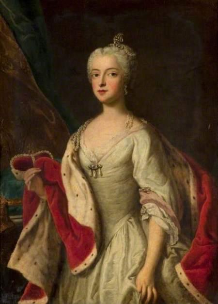 Desmarees, George, 1697-1776; Princess Theresia Benedikta Maria of Bavaria (1725-1743)
