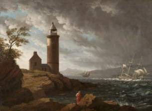 Knox, John, 1778-1845; The Cloch Lighthouse
