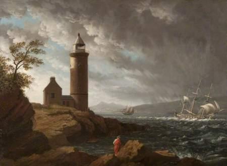 Knox, John, 1778-1845; The Cloch Lighthouse