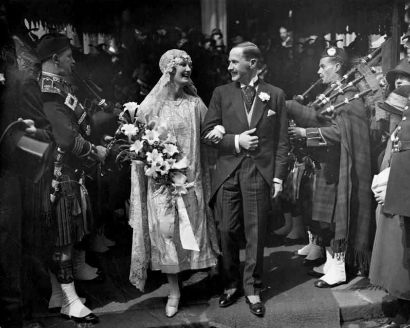 Wedding H A Campbell (2)
