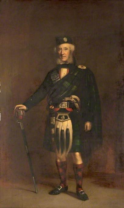 Underhill; William Campbell of Tullichewan (1794-1864)