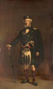 Underhill; William Campbell of Tullichewan (1794-1864)