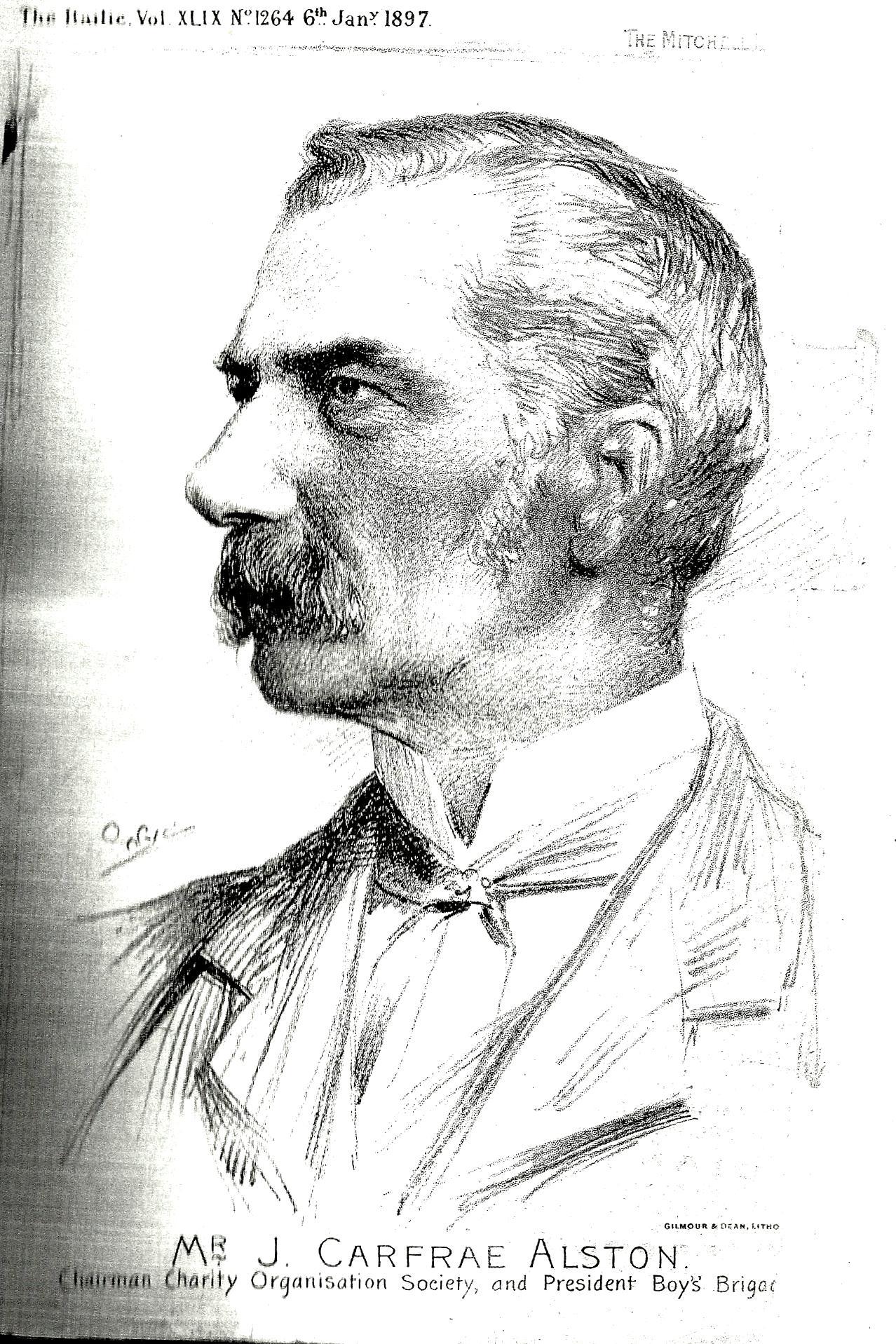 Alston 001 Alston portrait