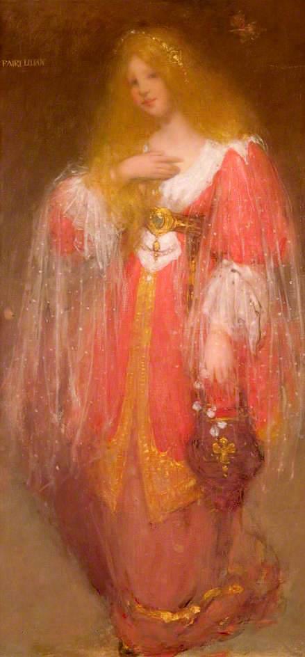 Fairy Lilian by D. Y. Cameron RSA