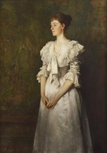 Portrait-of-Lady-Rowallan-in-White-210x300