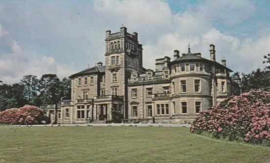 Muir Deanston House