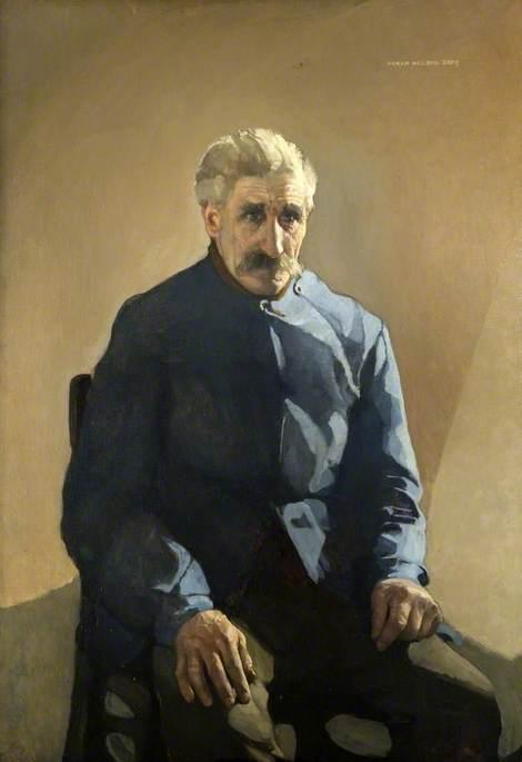 Gray, Norah Neilson, 1882-1931; A Belgian Refugee