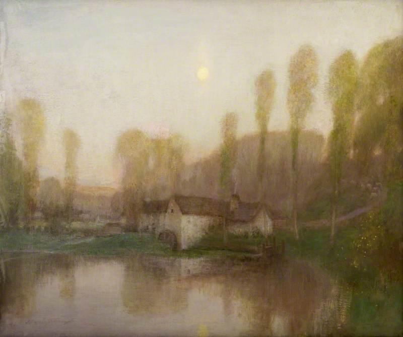 Stevenson, Robert Macaulay, 1854-1952; An Old World Mill