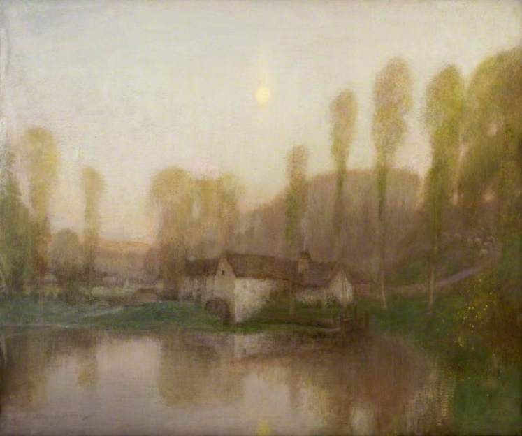 Stevenson, Robert Macaulay, 1854-1952; An Old World Mill