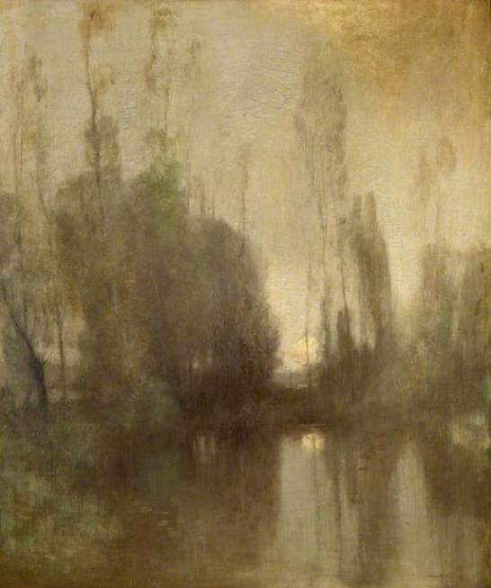 Stevenson, Robert Macaulay, 1854-1952; In the Gloaming