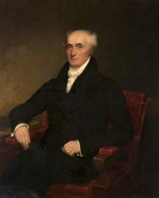 Harding, Chester, 1792-1866; Robert Grahame (1759-1851), Lord Provost of Glasgow (1833-1834)