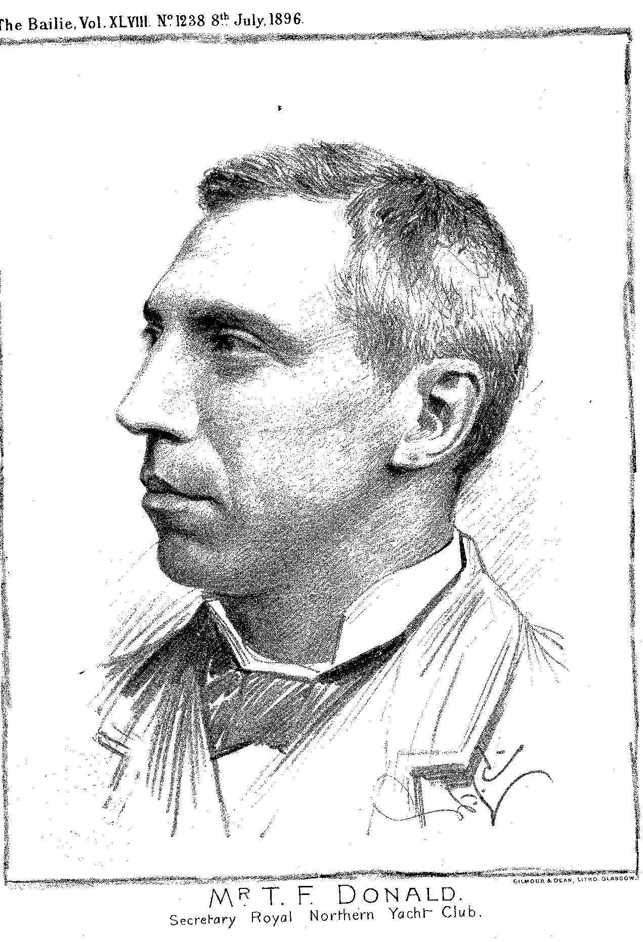 Thomas Francis Donald