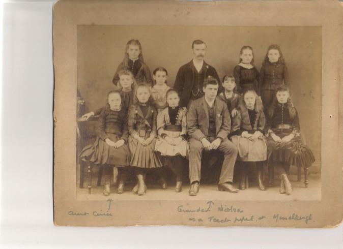 DGN as teacher pupil 001