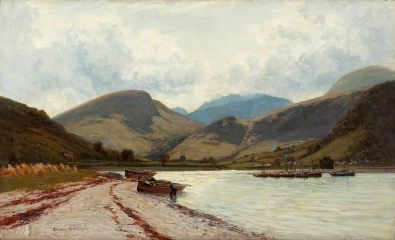 Black, Andrew, 1850-1916; Lochranza
