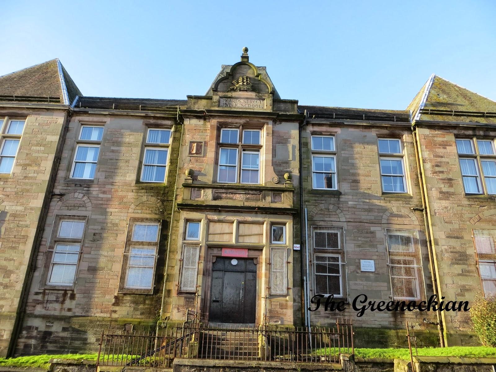 Mearns Street School, Greenock 3