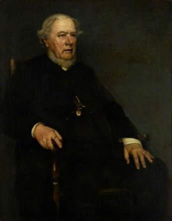 Guthrie, James, 1859-1930; Reverend Dr Andrew Gardiner (d.1892)