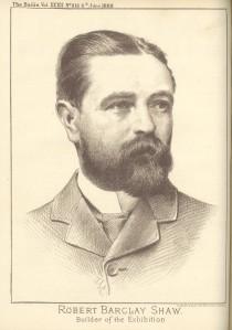 09 Mr Robert Barclay Shaw no 816