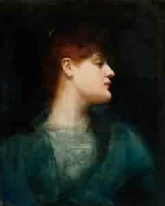 Lavery, John, 1856-1941; Dear Lady Disdain