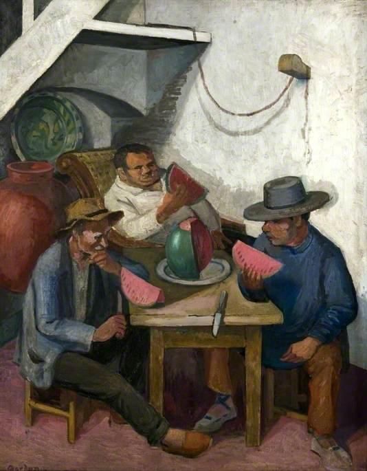 Gordon, Jan (Godfrey Jervis), 1882-1944; The Melon Guzzlers