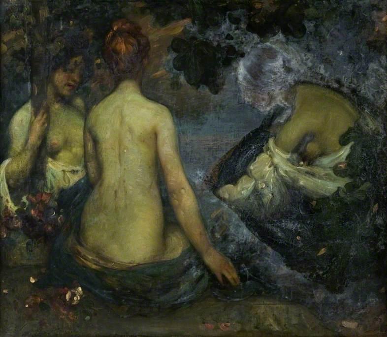 Rea, Cecil William, 1860-1935; In Arcady