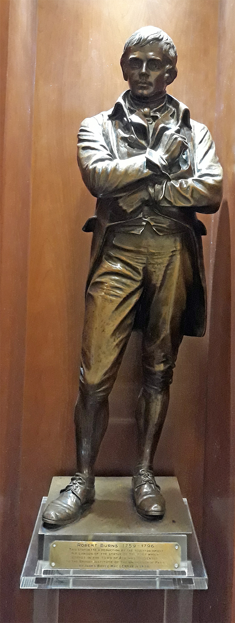 20180122_155930 - Burns Statue at Sorbonne