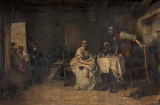 Burr, John, 1831-1893; The Fifth of November