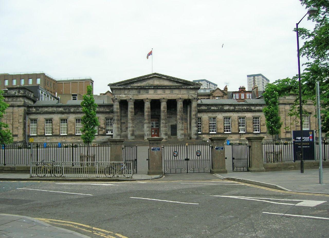 Dundee_High_School