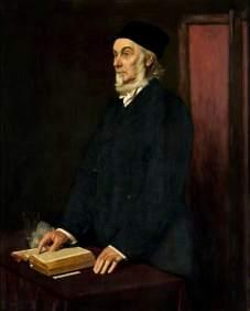 Lorimer, John Henry, 1856-1936; Reverend Peter H. Waddell